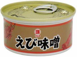 えび味噌缶詰